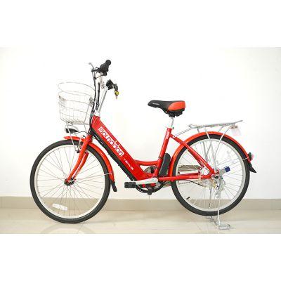 供应飞锂FLIVE电动自行车锂电池 新品24寸36V代步助力上班购物单车正品包邮 维纳斯