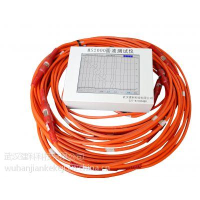 新年大优惠全国供应CTCO武汉建科MS2000面波测试仪