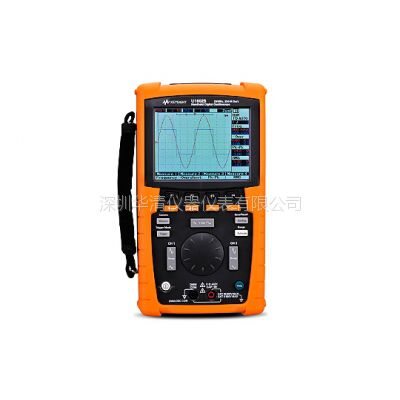 手持式示波器 U1602B |是德|U1602B安捷伦