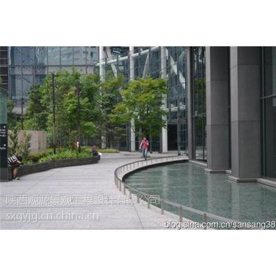 宝鸡住宅区景观设计、行业(已认证)、住宅区景观设计效果图