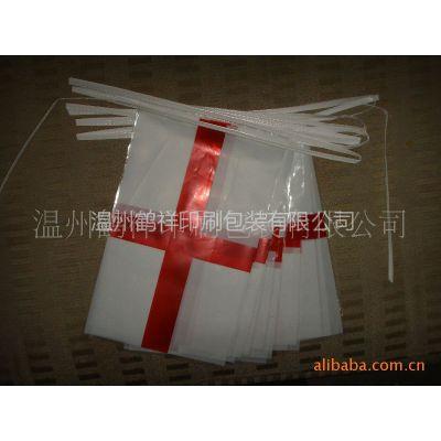 供应PE英国国旗,PE红十字旗,PE串旗、PE手摇旗