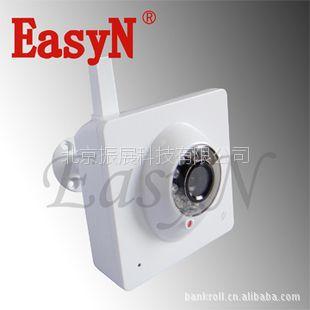 供应普顺达 EasyN -M161 迷你型 无线网络摄像机 卡片机 红外摄像机