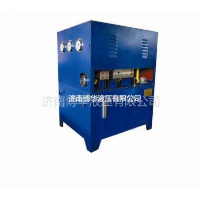 供应专业设计批量生产冷弯机专用液压油源