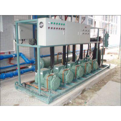 如何进行螺杆式冷水机组的调试