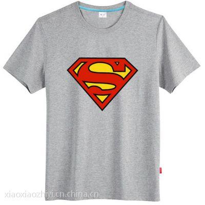 厂家定做男女式全棉加肥加大T恤休闲装肥仔装承接外贸订单