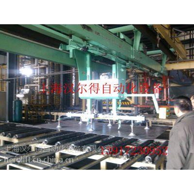 汉尔得HeroLoader200自动化机械手吸盘、真空吸盘、板材吸盘吊具快速上下料等PLC控制