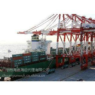 济南到厦门海运集装箱公司