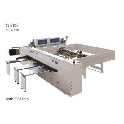 电子开料锯 SS-3800 青岛晟森机械 SOSN