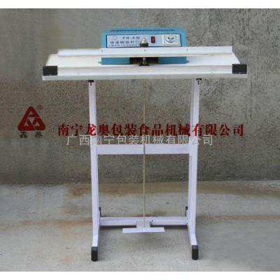 供应南宁龙奥鑫燕FS-400脚踏式封口机,封口机可广泛用于食品、土特产、糖果、茶叶、医药、五金等行业