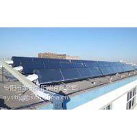 龙田太阳能空气能采暖工程