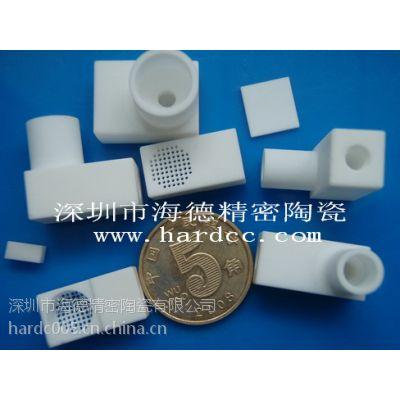 99氧化铝陶瓷结构件绝缘陶瓷件