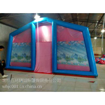 北京五环精诚婚宴帐篷流动餐厅红白喜事充气帐篷加工定制