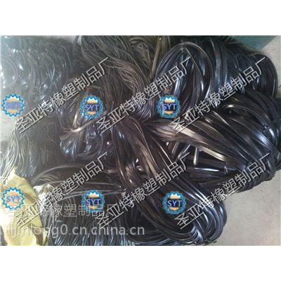 山东供应DN600水泥管胶圈 混凝土管胶圈 排水管密封圈 涵管黑色橡胶圈