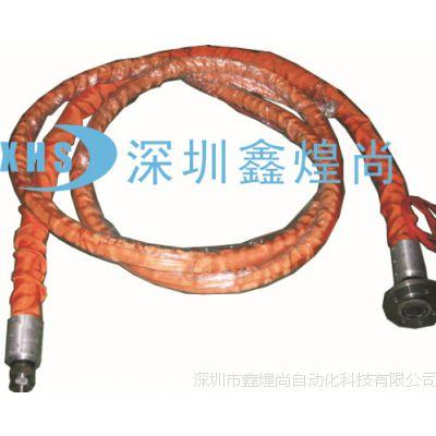 供应优质灌缝机专用电加热保温软管.灌缝软管.灌缝机沥青输送软管