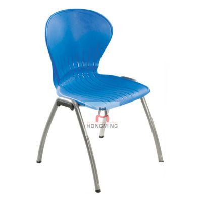 供应塑钢培训椅 带写字板塑钢椅 培训专用椅子 佛山培训椅厂家