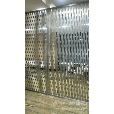长沙哪里可以定做古铜色办公屏风?多少钱?