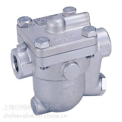 J3S-X-10浮球式疏水阀日本TLV_J3S-X蒸汽疏水阀TLV