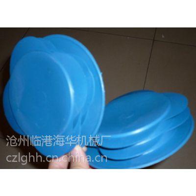 四川恒强牌石油管道防尘管帽 DN508塑料管帽 钢管塑料防尘盖