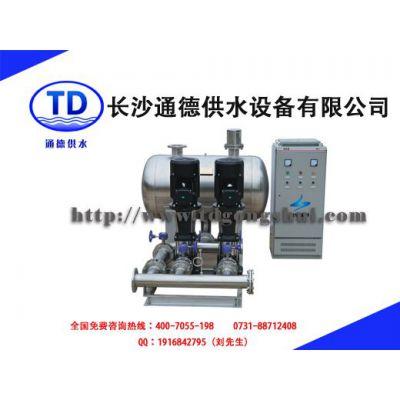 供应邯郸|邢台小区无负压供水设备、好设备 通德造