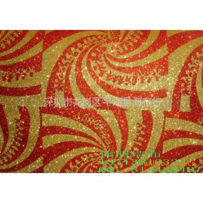 供应特殊墙布 装饰皮革 软包王 反光材料 特殊皮革 夜总会装饰