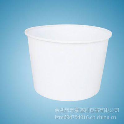 批发供应:滚塑成型平底漂染圆桶 广东厂家直销成衣洗水推布车