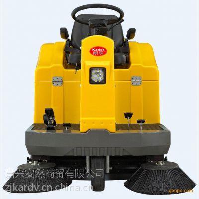 清扫铁屑粉尘垃圾扫地机 驾驶式扫地机厂家直销