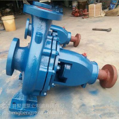 聚盛IS80-65-125型管道泵厂家 IS管道泵报价