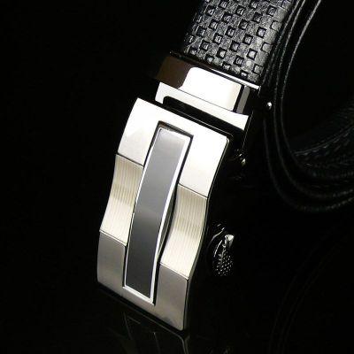 供应广州厂家混批发皮带 蒂凯尔皮具是自有品牌,独立开发设计,每个月就有十几款新产自动扣腰带PD608