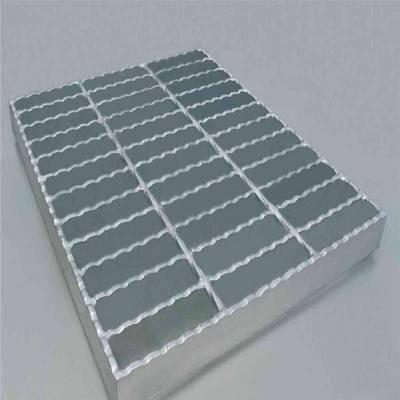 优盾地漏钢格栅定制 平台化工厂热镀锌踏步板徐州钢格板