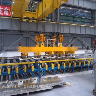 供应上海纬戈伦vigorous高温铝板真空吸盘吊 300-350度 东北轻合金专用