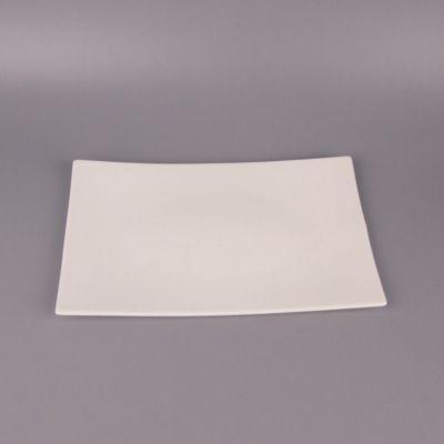 欧式11寸长方盘 唐山纯白骨瓷餐具批发 海派11寸鱼盘 正品骨瓷餐具