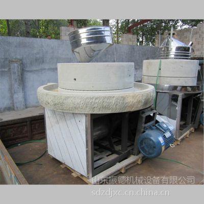 两相电专业的电动石磨机 石磨豆浆机 振德自产自销