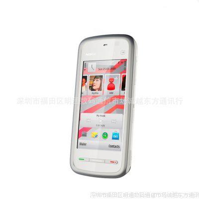 NOKIA诺基亚5230全触屏塞班智能手机 男女老人学生商务手机