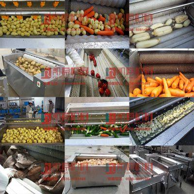 销售优质去皮清洗机 磨皮抛光去杂机 凯源食品机械