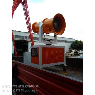 华杰牌滨州市风送式喷雾机|风力强劲|射程远
