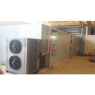 供应供应湖北用的茯苓烘干机,空气能烘干除湿一体机
