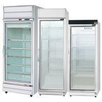 供应国铨单门冷藏展示柜 保鲜风冷冰柜
