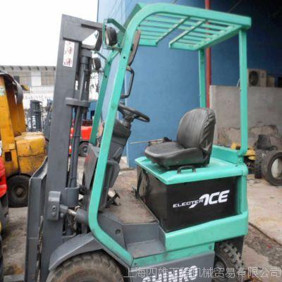 二手内燃气叉车 2.5吨杭州电瓶叉车/二手叉车市场提供