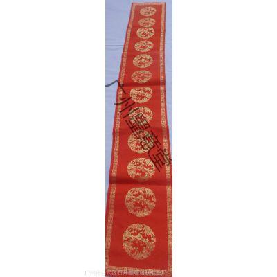厂价直销东莞春联手写2.5*36cm洒金全年红瓦当对联红纸 质量