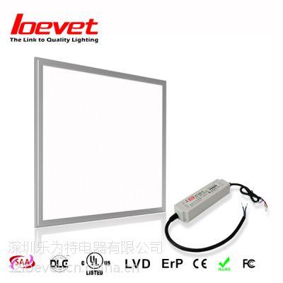 loevet直销LED面板灯 平板灯600*600适用国内各大工程经济型 质保三年