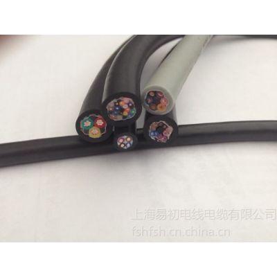上海易初编码器电缆TRVVSP 4*2*0.3高柔性