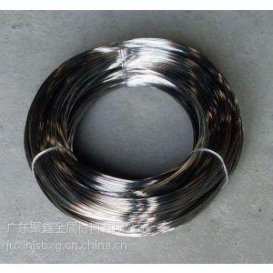 广东聚鑫生产销售 耐腐蚀316L弹簧钢丝 不锈钢亮面钢线 货到付款