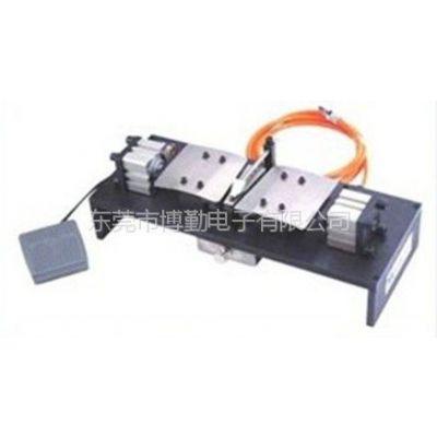 供应气动双刀零件成型机 电容打K机