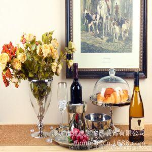 供应雅典娜家居 法式现代风格 高档仿真酒 酒店样板房厨厅装饰