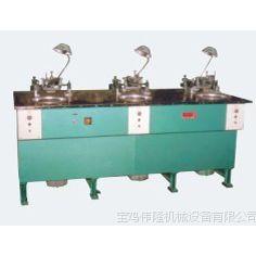 20年专业WL2819-3型三轴抛光研磨机