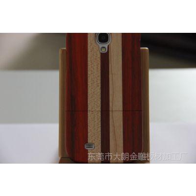 三星木质手机壳竹木手机保护套手机木壳竹壳 竹木手机壳批发定制