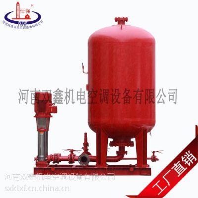消防稳压装置 消防稳压给水机组 供水设备 落地式水箱 仕强
