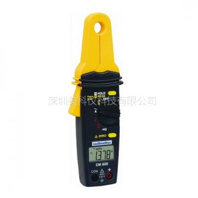 供应美国AEMC CM605低电流数字钳形表