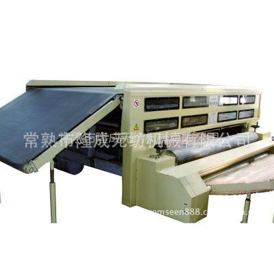 供应RSP-D双夹持式铺网机无纺布设备非织造布机械