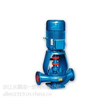ISGB系列便拆式管道油泵